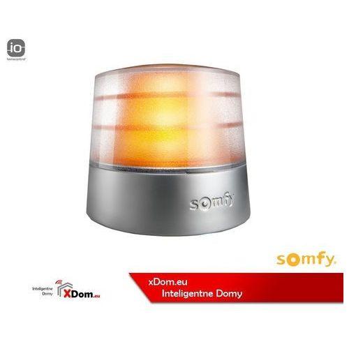 Somfy 9016924 lampa sygnalizacyjna pomarańczowa master pro 24v z anteną io