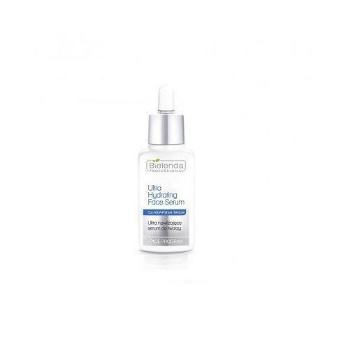 aqua-porin ultra effect ultranawilżające serum do twarzy 30ml marki Bielenda