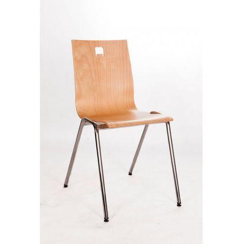 Krzesło joanna - sklejka marki Bakun