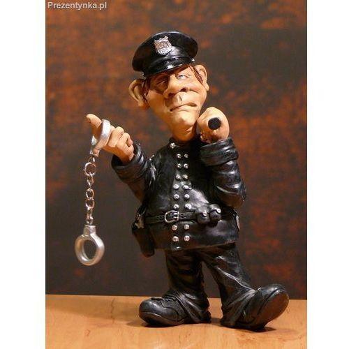 Figurka Policjanta Kajdanki