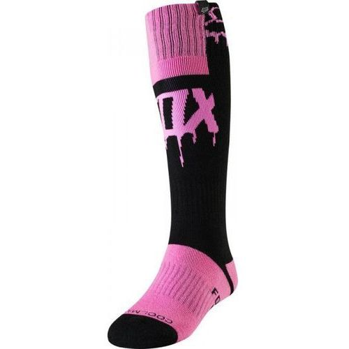 Fox_sale Skarpety off-road fox lady mata drip mx black/pink