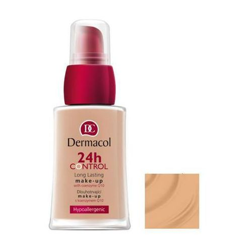 24h control long lasting make-up - długotrwały podkład kryjący odcień: 2, 30 ml, marki Dermacol