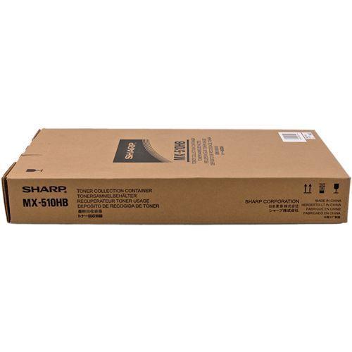 Pojemnik na zużyty toner Sharp MX-510HB do kopiarek (Oryginalny) [18k]