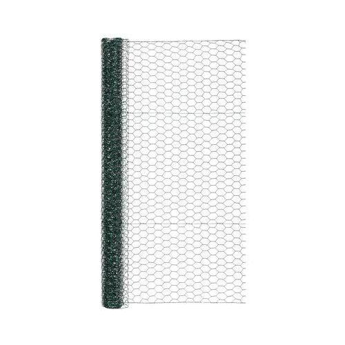 Siatka heksagonalna 1 x 5 m zielona (3276005169890)