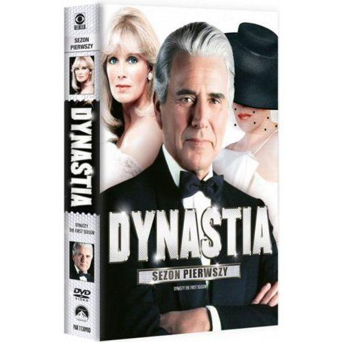 Dynastia, sezon 1 (dvd) - esther shapiro, richard shapiro darmowa dostawa kiosk ruchu marki Imperial cinepix