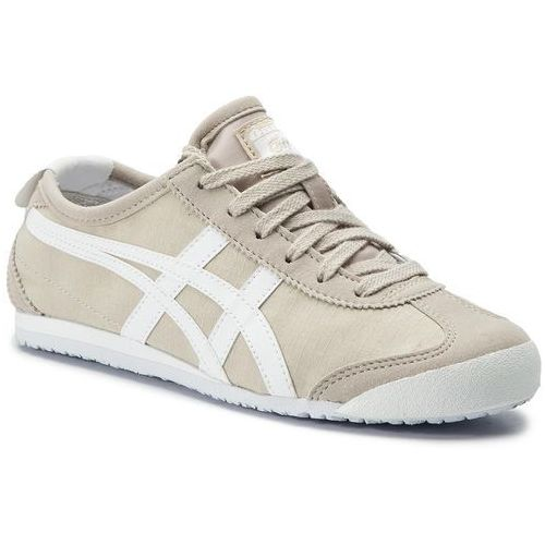 Sneakersy ASICS - ONITSUKA TIGER Mexico 66 1183A223 Simply Taupe/White 250, kolor beżowy