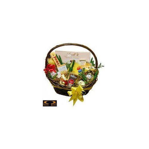 Kosz Delikatesowy Złota Wielkanoc, 3994