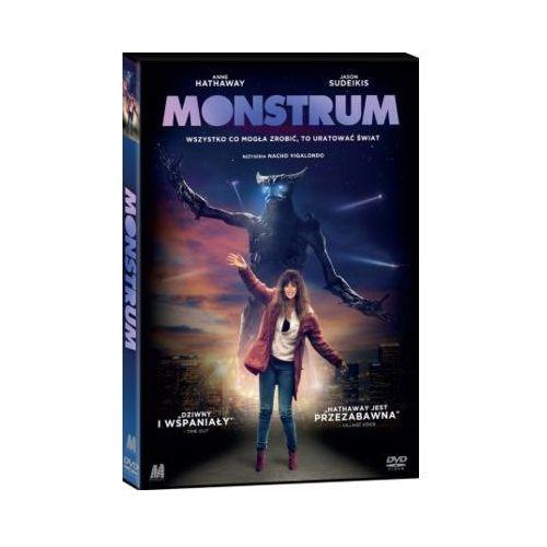 Monolith Monstrum (dvd) + książka (9788365736505)