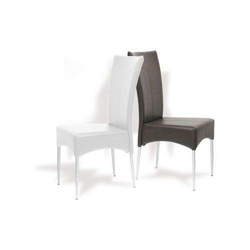 Bonus Stylowe krzesło ks-020 pu firmy / gwarancja 24m / najtańsza wysyłka!