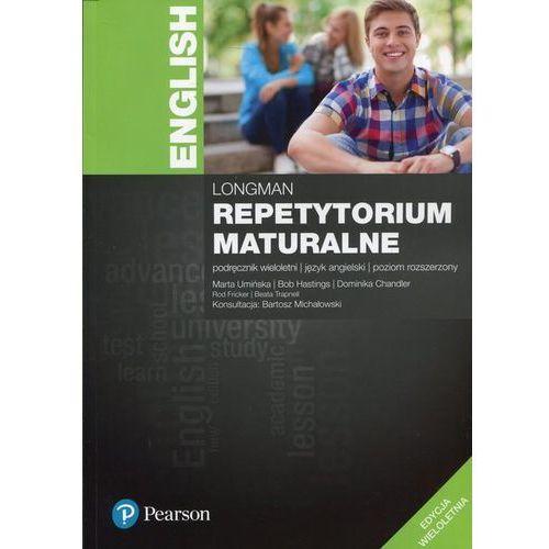 Repetytorium maturalne Język angielski Podręcznik wieloletni Poziom rozszerzony - Pearson (9788378826064)