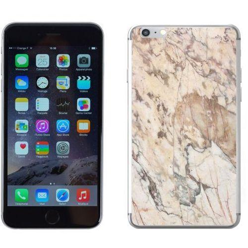Zolti Apple iphone 6 / 6s - etui na telefon - kolekcja marmur - marble beż - h19 - marble beż