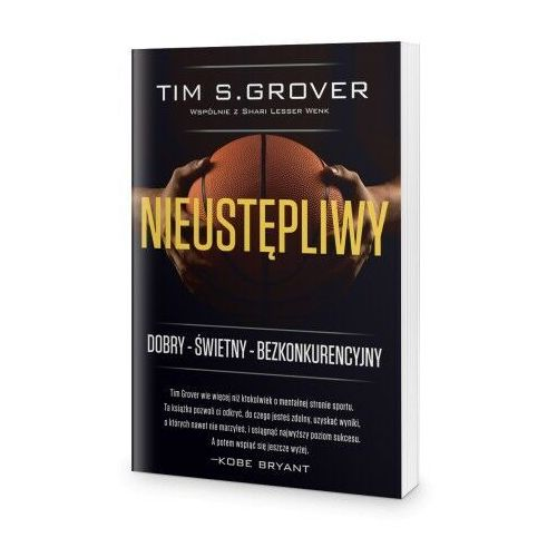 Nieustępliwy - Tim S. Grover (9788395358869)