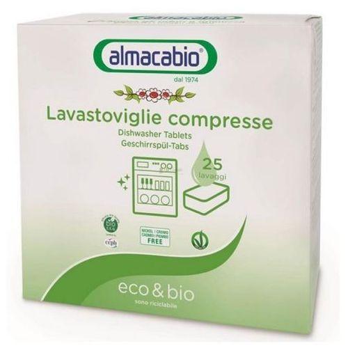 Almacabio Ekologiczne tabletki do zmywarek Bio CEQ 25 szt., NN-HAC-XW25-001