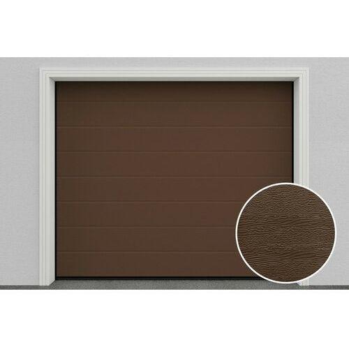 Doorhan Hd01/8014 brama garażowa segmentowa brąz