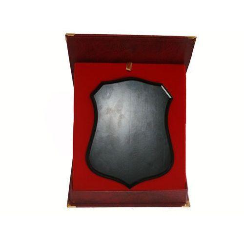 Etui granatowe do podkładu 642 wyprodukowany przez Grawerton