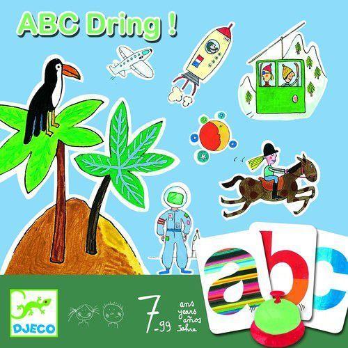 Gra karciana - ABC dzyń! (3070900084841)