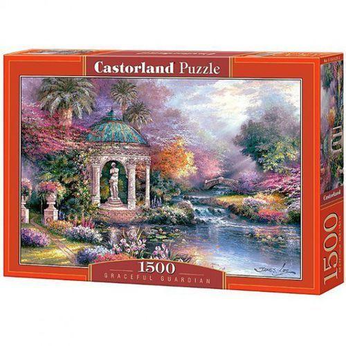Puzzle 1500 Wdzięczny strażnik CASTOR (5904438151325)