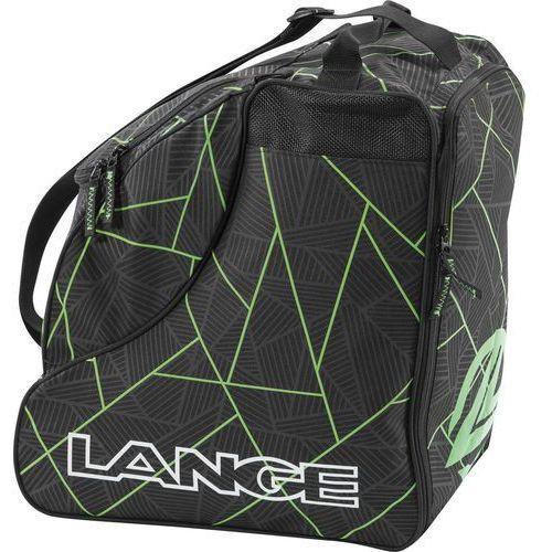Pokrowce na buty i kaski reps 3 pairs boot bag czarny/zielony - marki Lange