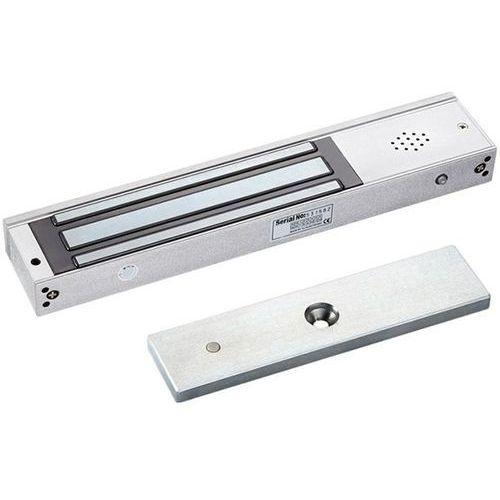 Zwora elektromagnetyczna 350kg z sygnalizacją i powiadomieniem dźwiękowym Scot EL-800BSL, EL-800BSL