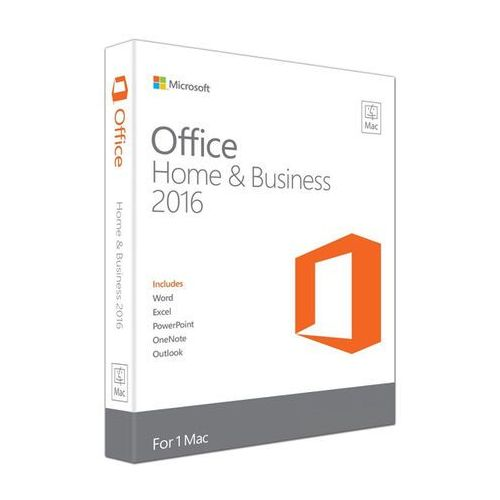 Office Home And Business 2016 For Mac CD Key Global (0885370934908)