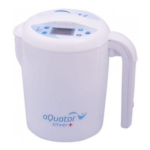 Burbuliukas Jonizator wody aquator silver+ elektroda srebrna + gratis od ręki. raty 0% infolinia 570310000 (4770313850147)