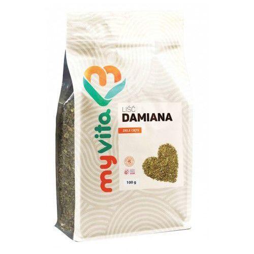 Liść damiana, 100 g marki Myvita