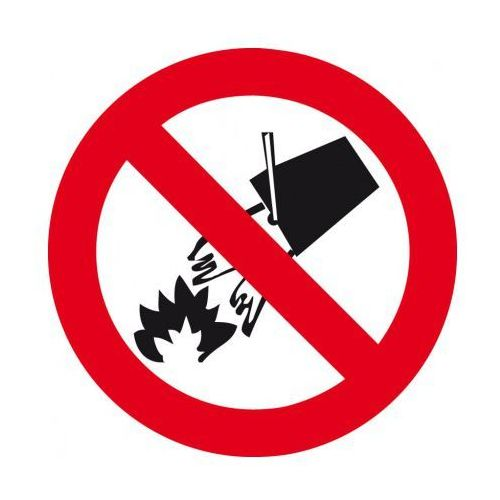 Nie gasić wodą marki B2b partner