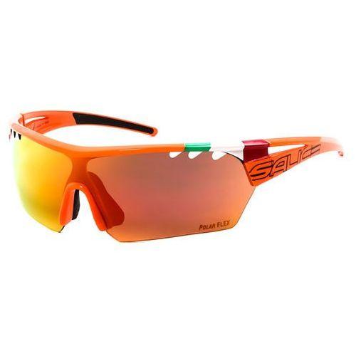 Okulary Słoneczne Salice 006 ITA Polarized OR/RWPRD