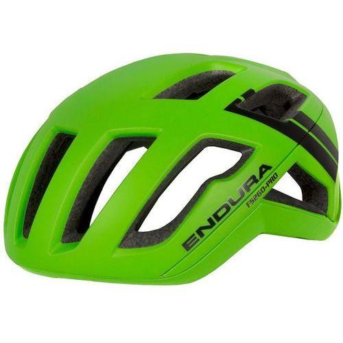 fs260-pro kask rowerowy zielony/czarny m-l 2018 kaski rowerowe marki Endura