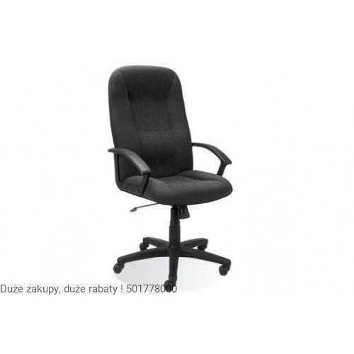 Fotel biurowy Mefisto 2002 M-43 czarny Nowy Styl