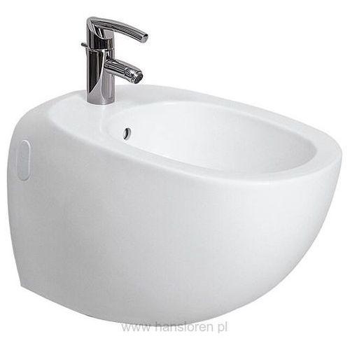 Ego KOŁO bidet Wiszący biały - K15100