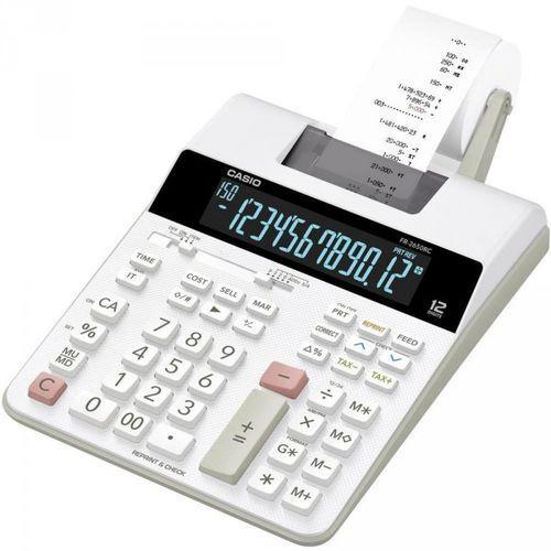 Kalkulator Casio FR-2650RC - Super Cena - Autoryzowana dystrybucja - Szybka dostawa - Porady - Wyceny - Hurt (4549526601941)