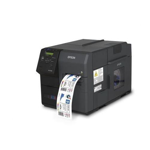 Drukarka kolorowych etykiet Epson ColorWorks C7500