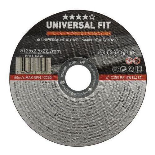 Universal Tarcza do cięcia betonu 125 x 2 5 mm (3663602811930)