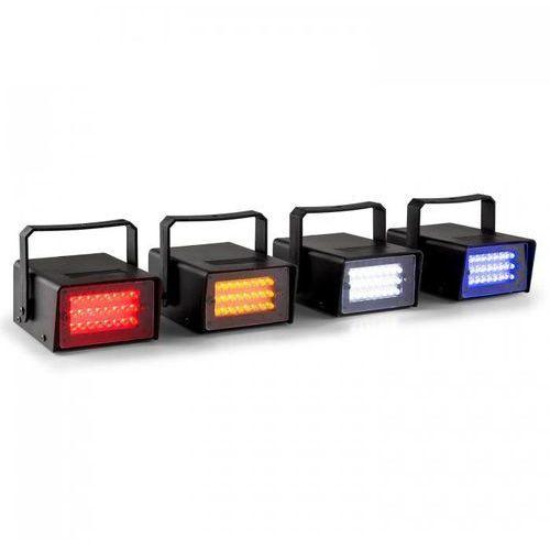 Mini Zestaw stroboskopowy LED RGBW 4 sztuki