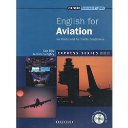 English for Aviation + MultiROM and Audio CD, Terence Gerighty
