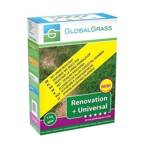 Global grass Trawa renowacyjna renovation + universal 1 kg