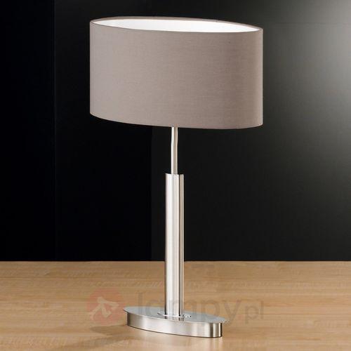 Honsel Finn lampa stołowa Chrom, 1-punktowy - Nowoczesny - Obszar wewnętrzny - Finn - Czas dostawy: od 4-8 dni roboczych