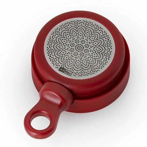 - magnetyczny zaparzacz do herbaty magtea, czerwony - czerwony marki Adhoc