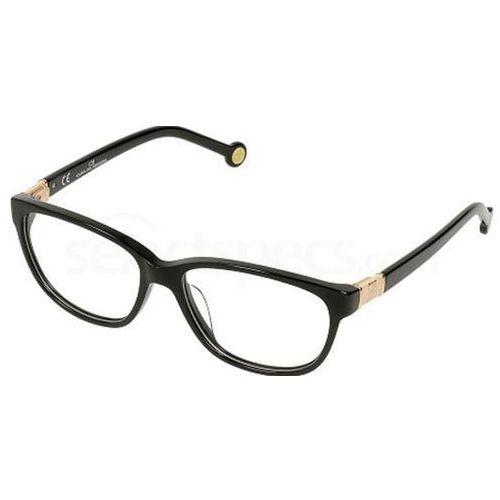 Okulary korekcyjne vhe590 700 marki Carolina herrera
