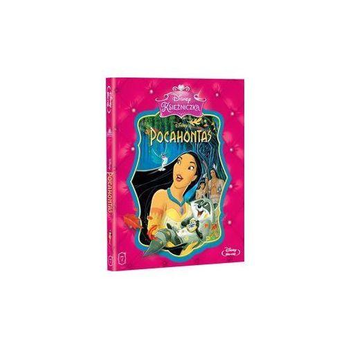 Galapagos Pocahontas (blu-ray) - eric goldberg, mike gabriel darmowa dostawa kiosk ruchu