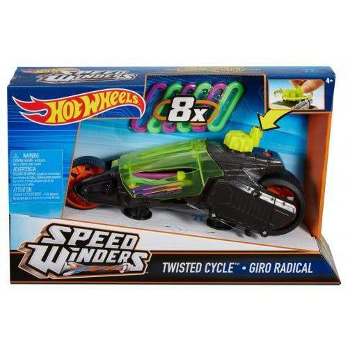 Hot Wheels Autonakręciak i motocykle, czarny, 1_576198