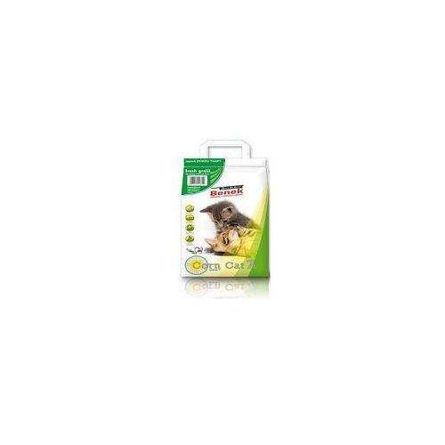 CERTECH Super Benek Corn Cat świeża trawa - żwirek kukurydziany zbrylający 7l (5905397016809)