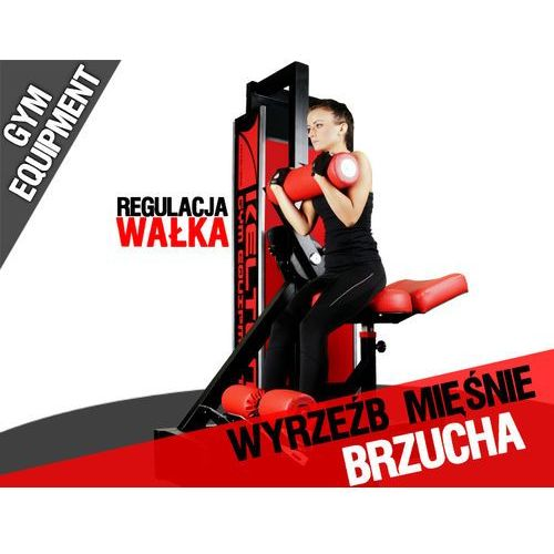 Kelton Mięśnie brzucha pms1  gym equipment (5907222483237)