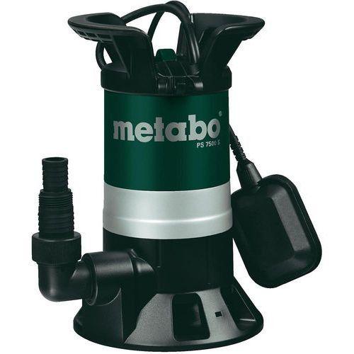 Metabo Pompa zanurzeniowa do brudnej wody ps 7500 s 0250750000, 450 w, 0.5 bar, 7500 l/h, 5 m
