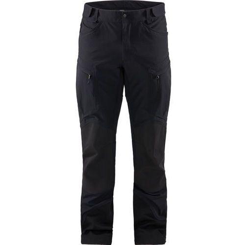 Haglöfs Rugged Mountain Spodnie długie Mężczyźni czarny M 2018 Spodnie turystyczne