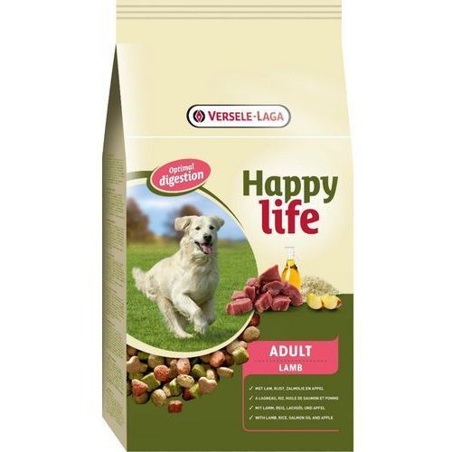Happy life Adult Lamb 3 kg