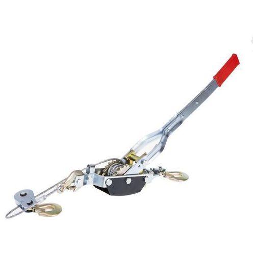 Wyciągarka linowa z podwój kołem zębatym, 4t Condor- wysyłamy do 18:30 (5902143119159)