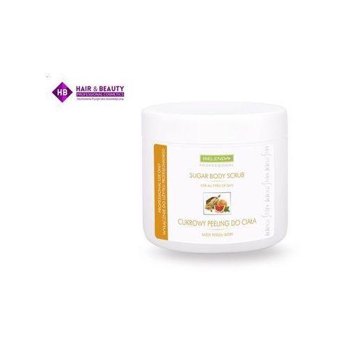 Bielenda profesjonalna cukrowy peeling do ciaa 600 g (5904879004891)