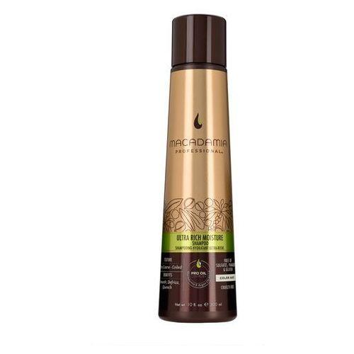 Macadamia  ultra rich moisture - nawilżający szampon do włosów grubych 300ml